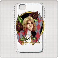 Coque iPhone 4/4s - Hauru