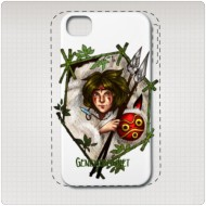 Coque iPhone 4/4s - Mononoke