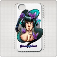 Coque iPhone 4/4s - Papillons
