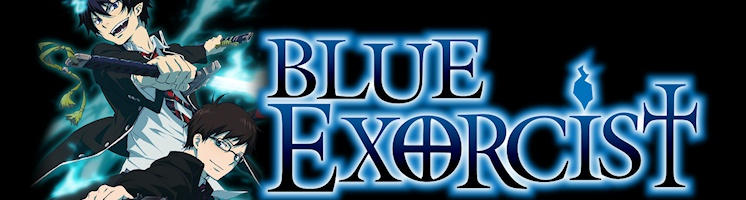 The blue magic exorcist