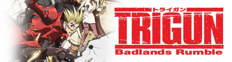 Trigun : badlands rumble