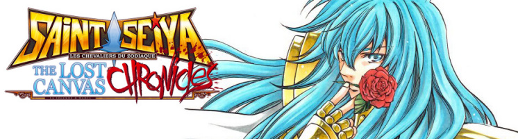 Saint seiya - the lost canvas chronicles
