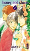 Honey and clover T.7