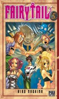 Fairy Tail T.5
