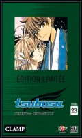 Tsubasa - Reservoir Chronicle T.23 + DVD collector