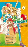 Aishite knight - Lucile, amour et rock'n roll T.4