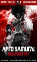AFRO SAMURAI RESURRECTION - collector LIMITEE BR