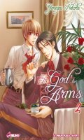 In god's arms T.2