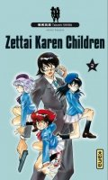 Zettai Karen Children T.2