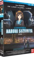 La disparition de Haruhi Suzumiya - combo collector