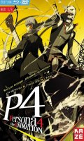 Persona 4 the Animation Vol.1 combo