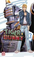 Tiger and Bunny T.3
