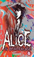 Alice in borderland T.1