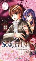 Scarlet fan - A horror love romance T.3
