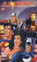 Justice League of America / Avengers T.1