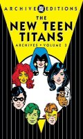 archives DC : New Teen Titans T.3
