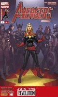 Avengers Universe - Marvel Now T.7