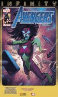 Avengers universe - Marvel Now T.10