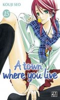A town where you live T.15