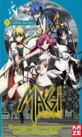 Magi - the labyrinth of magic Vol.2 - blu-ray