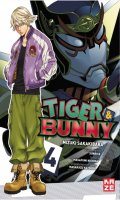 Tiger and Bunny T.4