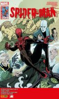 Spiderman - Marvel now - cover spécial librairie T.13