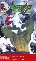 Avengers universe - Marvel Now T.15 - couverture B