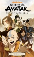 Avatar : the last air bender - The Promise T.1