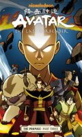 Avatar : the last air bender - The Promise T.3