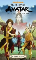 Avatar : the last air bender - The Search T.1