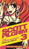 Scott Pilgrim - hardcover T.3