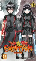 Twin star exorcists T.1
