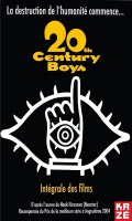 20th century boys - trilogie - blu-ray
