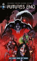 Free comic book day 2015 - Futures End