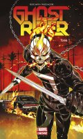 Ghost Rider - hardcover T.1