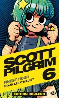 Scott Pilgrim - hardcover T.6