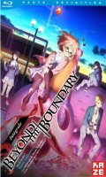 Beyond the boundary - intégrale - blu-ray