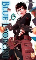 Blue exorcist T.15