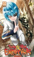 Twin star exorcists T.4