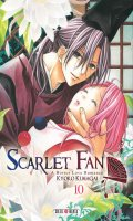 Scarlet fan - A horror love romance T.10