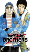 Space brothers T.13