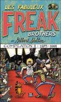 Les fabuleux Freak Brothers - compilation T.2 1975-1991