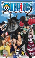 One Piece - Dressrosa Vol.3