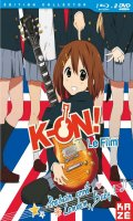 K-on ! - le film - combo - collector