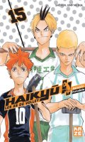 Haikyû!! - Les As du Volley T.15
