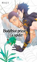 Buddhist priest & a spider