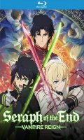 Seraph of the end - saison 1 - Vol.1 - blu-ray