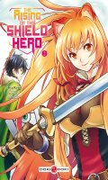 The rising of the shield hero T.2