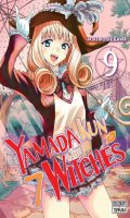 Yamada Kun & the 7 witches T.9