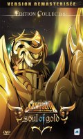 Saint Seiya - soul of gold - intégrale collector